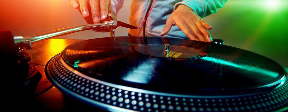 Vinyl-Slider
